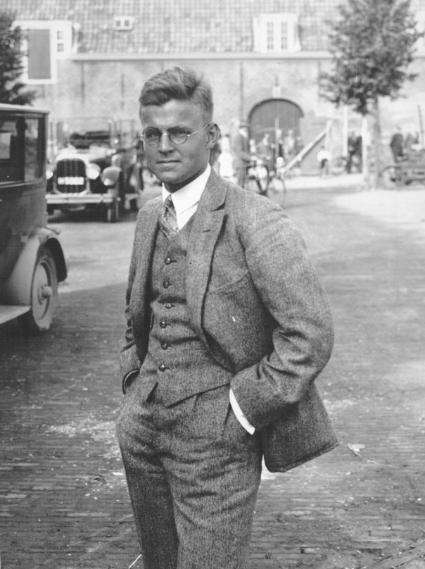 Frits Prakke, DSC lustrum 1928